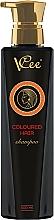 Perfumería y cosmética Champú para cabello teñido con aceite de semilla de amapola - VCee Coloured Hair Shampoo