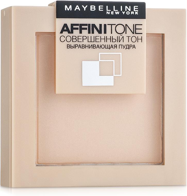 Polvo facial compacto - Maybelline Affinitone Powder — imagen N5