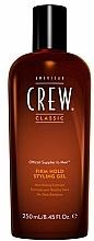 Perfumería y cosmética Gel de fijación fuerte - American Crew Classic Firm Hold Gel