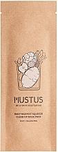 Perfumería y cosmética Mascarilla facial de tela - Mustus Daily Harvest Squeeze Clean Up Mask