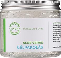 Perfumería y cosmética Mascarilla gel corporal con aloe vera y alantoína - Yamuna Aloe Vera Gel Mask
