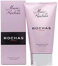 Perfumería y cosmética Rochas Muse de Rochas - Loción corporal perfumada con aroma oriental-floral