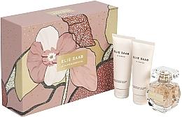 Perfumería y cosmética Elie Saab Le Parfum Essentiel - Set (eau de parfum/50ml + loción corporal/75ml + gel de ducha/75ml)