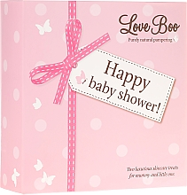 Perfumería y cosmética Set cuidado corporal - Love Boo Happy Baby Shower (gel de ducha 2 x 250ml)