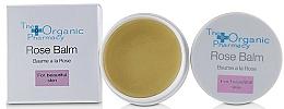 Perfumería y cosmética Bálsamo de rosas calmante para piel seca, cabello, uñas y labios - The Organic Pharmacy Rose Balm