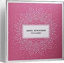 Perfumería y cosmética Angel Schlesser Femme Adorable - Set (eau de toilette/100ml + eau de toilette/15ml + loción corporal/100ml)
