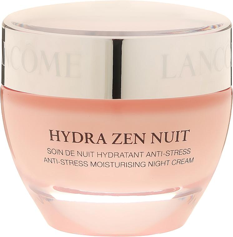 Tratamiento de noche hidratante anti estrés con extracto de moringa y aceite de sésamo - Lancôme Hydra Zen Neurocalm 50ml — imagen N2