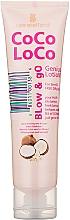 Perfumería y cosmética Loción para cabello con aceite de coco - Lee Stafford Coco Loco Blow & Go Genius Lotion