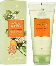 Perfumería y cosmética Maurer & Wirtz 4711 Acqua Colonia Mandarine & Cardamom - Gel de ducha perfumado