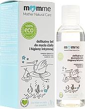 Perfumería y cosmética Gel de higiene íntima con extracto de peonía - Momme Mother Natural Care Gel