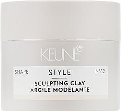 Perfumería y cosmética Arcilla moldeadora de cabello, №82 - Keune Style Sculpting Clay (mini)