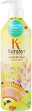 Perfumería y cosmética Acondicionador de cabello con aceite de argán y extracto de moringa - KeraSys Glam & Stylish Perfumed Rince