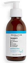 Perfumería y cosmética Crema desmaquillante con aceite de cáñamo - Revolution Skincare Thirsty Mood Quenching Cleansing Cream