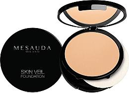 Perfumería y cosmética Base de maquillaje en polvo para pieles mixtas y grasas - Mesauda Milano Skin Veil Foundation