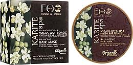 Perfumería y cosmética Mascarilla equilibrante para cabello con ingredientes orgánicos - ECO Laboratorie Karite SPA Hair Mask
