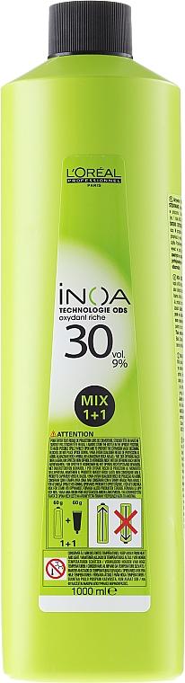 Oxidante 9% - L'Oreal Professionnel Inoa Oxydant 9% 30 vol. Mix 1+1 — imagen N1