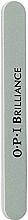 Perfumería y cosmética Lima de uñas pulidora - O.P.I. Nail File Brilliance Long Buffer