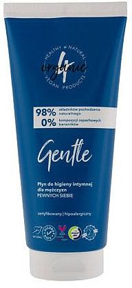Gel hipoalergénico de higiene íntima para hombre con extracto de caléndula - 4Organic Gentle Man Intimate Gel