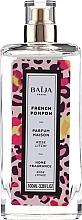 Perfumería y cosmética Spray de fragancia para el hogar, rosa y lichi - Baija French Pompon Home Fragrance