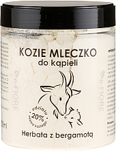 Perfumería y cosmética Leche de cabra para baño con bergamota - E-Fiore Bergamot Bath Milk
