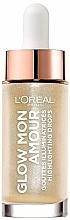 Perfumería y cosmética Iluminador facial - L'Oreal Paris Glow Mon Amour