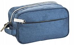 Perfumería y cosmética Neceser cosmético, azul claro, (14x24x11cm) - Inter-Vion