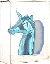 Perfumería y cosmética Cepillo de manicura, unicornio azul claro - Neess