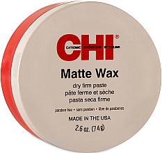 Perfumería y cosmética Pasta moldeadora seca con efecto mate - CHI Thermal Styling Matte Wax