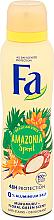 Perfumería y cosmética Desodorante spray - Fa Amazonia Spirit Deo Spray