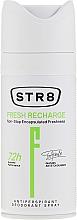 Perfumería y cosmética Desodorante antitranspirante spray refrescante - STR8 Fresh Recharge Antiperspirant Deodorant Spray