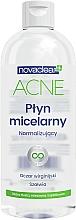 Perfumería y cosmética Agua micelar - Novaclear Acne Micellar Water