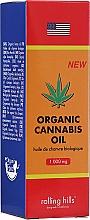 Perfumería y cosmética Aceite de semilla de cáñamo orgánico - Rolling Hills Organic Cannabis Oil