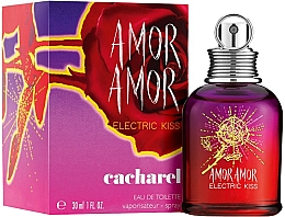 Perfumería y cosmética Cacharel Amor Amor Electric Kiss - Eau de toilette