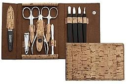 Perfumería y cosmética Kit de manicura, 10 piezas - DuKaS Premium Line PL 252KN