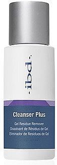 Eliminador de residuos de uñas de gel con brillo - IBD Cleanser Plus