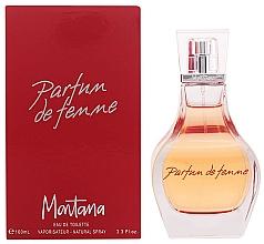 Perfumería y cosmética Montana Parfum de Femme - Eau de toilette