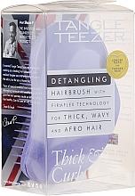 Perfumería y cosmética Cepillo para cabello grueso y rizado lila - Tangle Teezer Detangling Thick & Curly Lilac Fondant