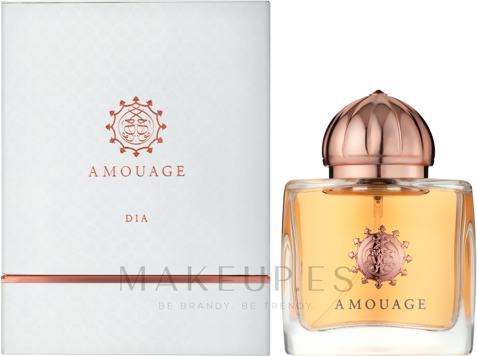 Amouage Dia Pour Femme - Eau de parfum — imagen 50 ml