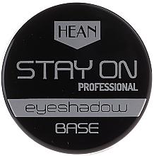 Perfumería y cosmética Prebase para sombra de ojos - Hean Stay-On Professional Eyeshadow Base