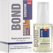 Perfumería y cosmética Aceite preafeitado con oliva y almendra dulce - Bond Sensitive Pre Shave Oil
