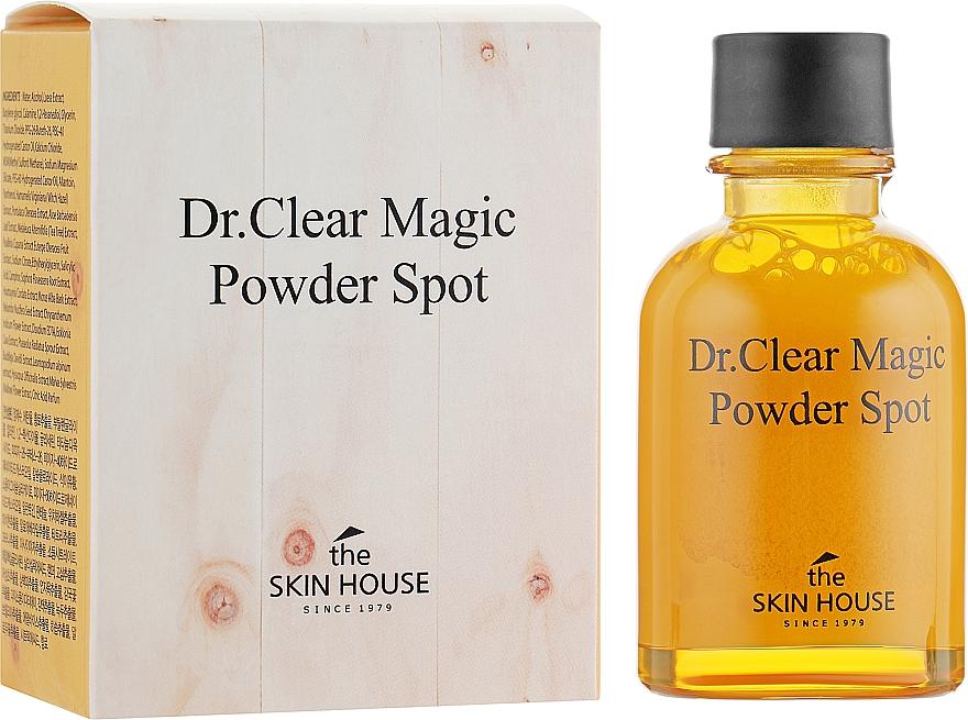 Tratamiento facial de noche despigmentante - The Skin House Dr.Clear Magic Powder