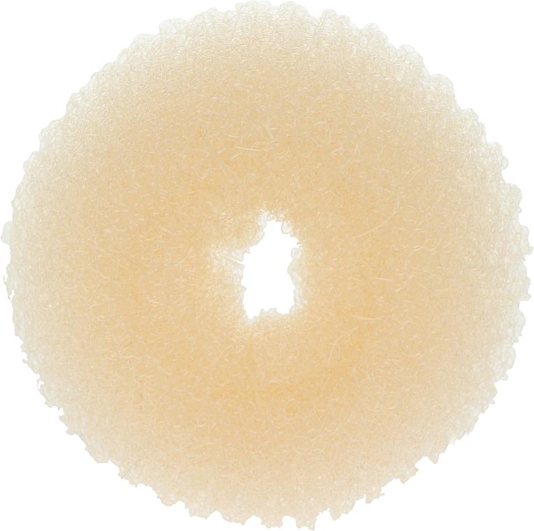 Esponja de moño 20360, beige claro, talla S - Top Choice