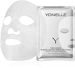 Perfumería y cosmética Mascarilla facial trifusión a base de biocelulosa - Yonelle Trifusion Biocellulose Endolift Mask