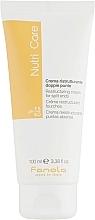 Perfumería y cosmética Crema capilar reestructurante para puntas abiertas con pantenol - Fanola Nutri Care Restructuring Cream For Split Ends