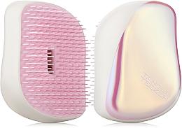 Perfumería y cosmética Cepillo de pelo desenredante compacto - Tangle Teezer Compact Styler Smooth and Shine
