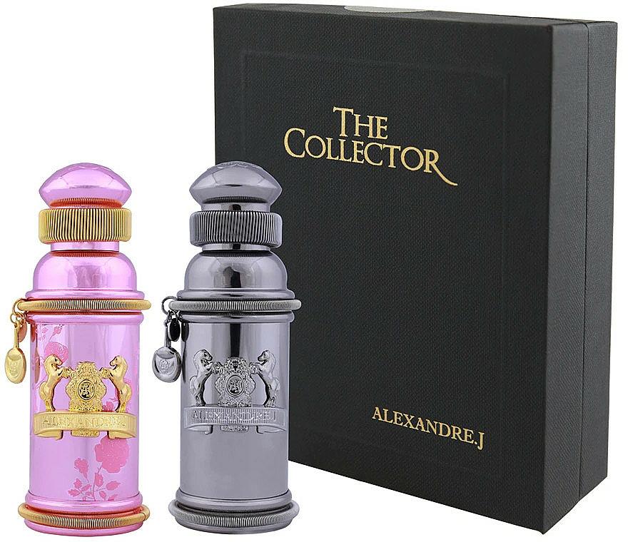 Alexandre.J Rose Oud - Set eau de parfum (2uds.x30ml)