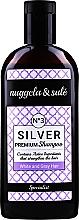 Perfumería y cosmética Champú para cabellos decolorado y gris - Nuggela & Sule Premium Silver N?3 Shampoo