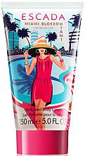 Perfumería y cosmética Escada Miami Blossom - Loción corporal perfumada