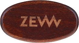Perfumería y cosmética Cepillo para barba de madera, 11cm - Zew Brush For Beard