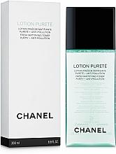 Perfumería y cosmética Loción facial matificante antipolución con bioglucano y extracto de reina de los prados - Chanel Precision Lotion Purete